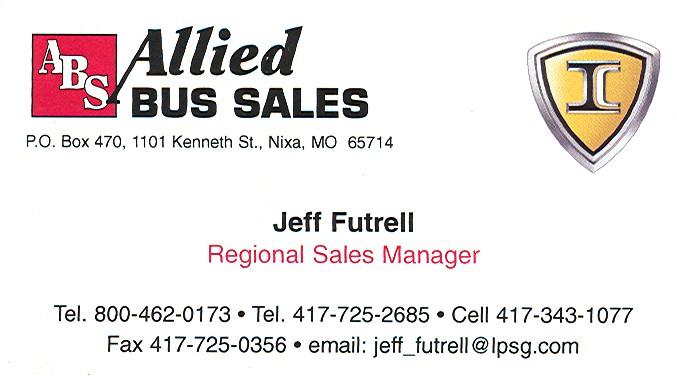 Missouri Association of Rural Education - Allied Bus Sales