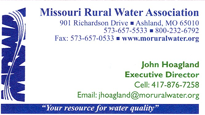 Missouri Association Of Rural Education Mo Rural Water