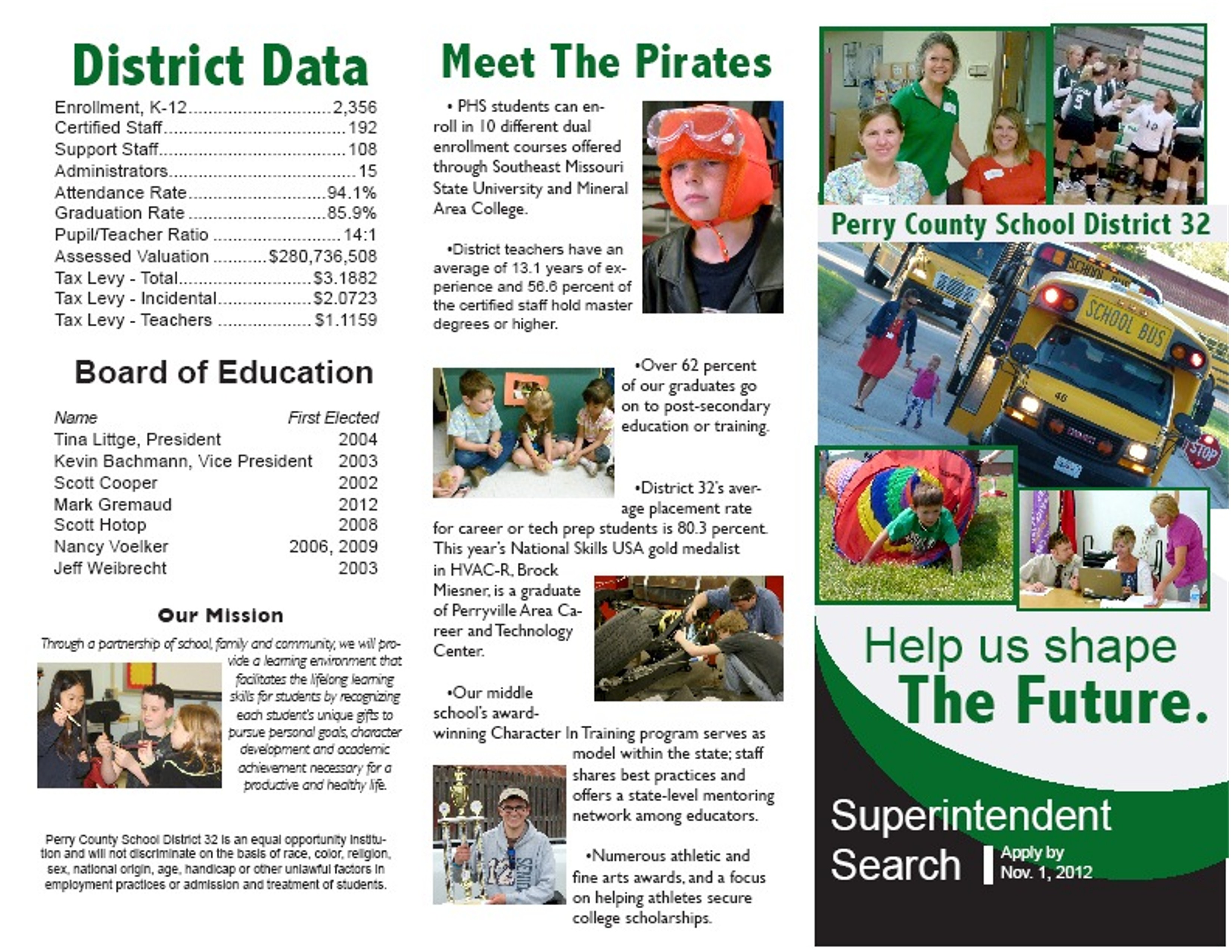 Missouri Association of Rural Education - Perry County